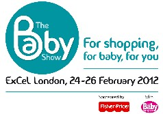 Win 1 of 5 pairs of tickets to the Excel Baby Show 2012