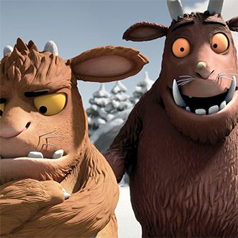 Win a copy of The Gruffalo's Child on DVD