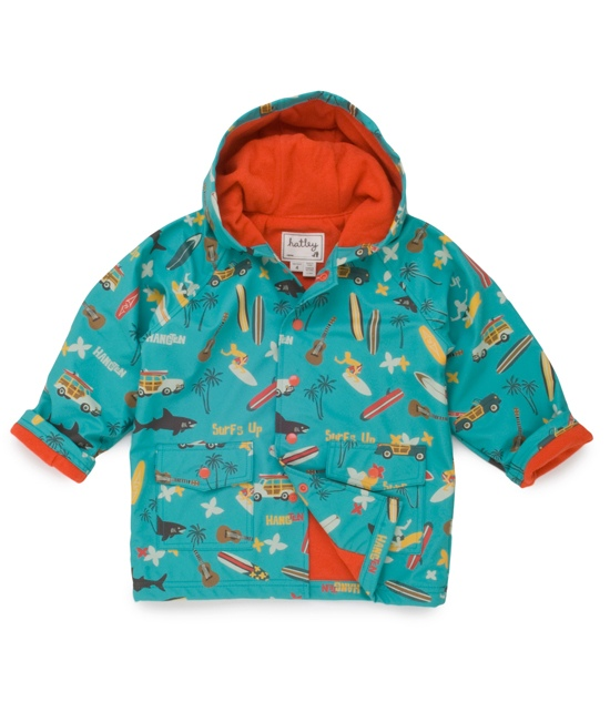 Win a Hatley Raincoat with matching boots