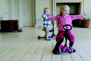 Win a mini Micro-Scooter worth £74.95!