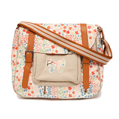 Win a gorgeous Pink Lining changing bag