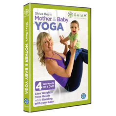 Win Yoga mother and baby DVD!