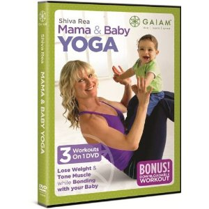Gaiam, Shiva Rea's Mother and Baby Yoga DVD review