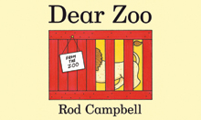 Win a copy of Dear Zoo!