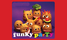 Win copy of Funky Party by Mark Northeast!