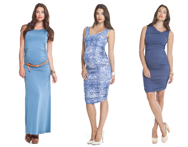 Isabelle Oliver Into the Blue Collection