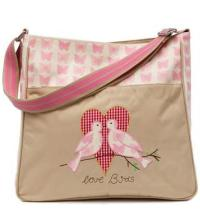 Pink Lining's Poppins bag