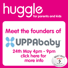 Huggle for parents and kids
