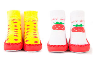 Baby Accessories Company Funky Giraffe Launch Range Of Socks and Moccasins