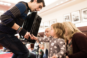 Fun for all the Family at Wigmore Hall this Winter