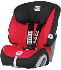 Britax, Evolva 123 Plus review