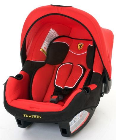 Win a car seat with Cherie Mamma
