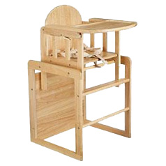 East Coast, Wooden Combination Highchair review