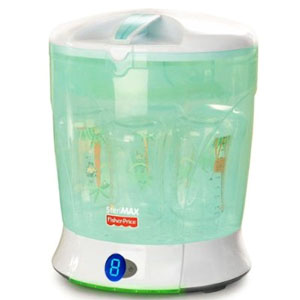 Fisher Price, Fisher-Price Electric Steam Steriliser review