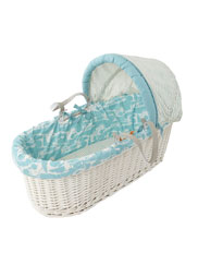 Joules Baby, Moses Basket review