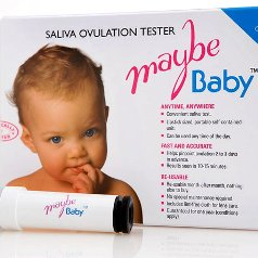 Maybe Baby, Ovulation Tester review
