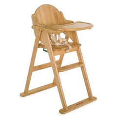 Mothercare, Valencia Wooden Highchair review