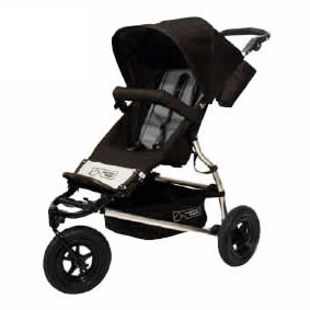 Mountain Buggy, Swift review