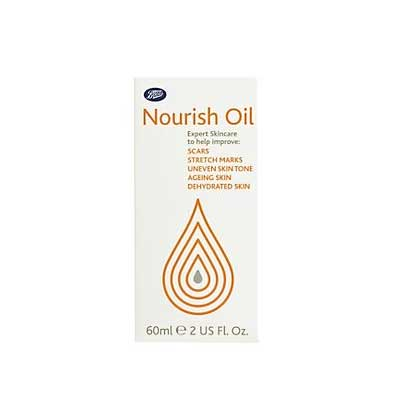 Boots, Nourishing Oil review
