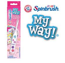 Spinbrush, Kid's review
