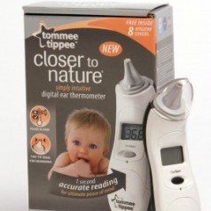 Closer to Nature Digital Ear Thermometer