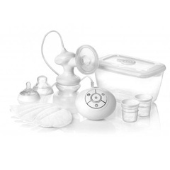 Tommee Tippee, Closer To Nature Electronic Breast Pump review