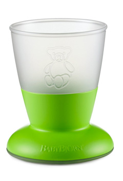 Baby Bjorn, Baby drinking cup review