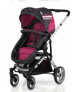 Win a Hauck Manhattan Combi Pushchair worth £249.99