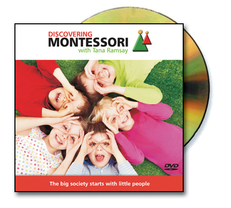 Discovering Montessori with Tana ramsay