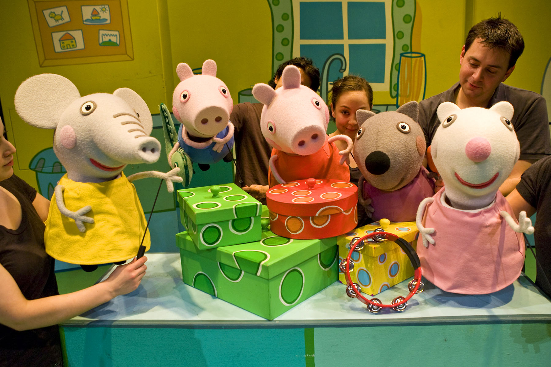 Peppa Pig's Party Live on Stage
