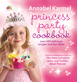 Annabel Karmel Princess Party Cookbook