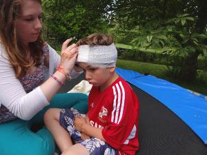 Head Injuries - what to do and what to look out for - First